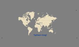 Typhoon Unagi