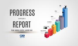 Progress Report CMN5201.4: Castelli - Ivaci (Foley Song)