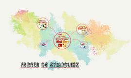 Farger og symbolikk