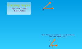 Copying Angles