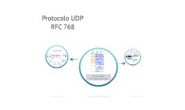 Apresentação Protocolo UDP