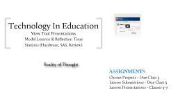 Copy of Week 3 SU Tech In Ed