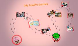 Copy of My familys' journey