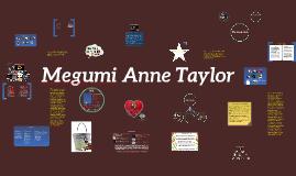 Megumi Anne Taylor