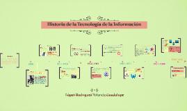 Historia de la Tecnología de la Información