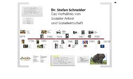 Schneider, Stefan: Das Verhältnis von Sozialwirtschaft zu Sozialer Arbeit. München 2012