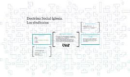 Doctrina Social Iglesia.