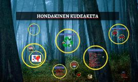 Hondakinen Kudeaketa