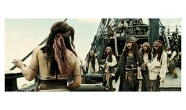 Jack Sparrow: Paranoid Schizophrenia