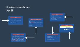 Diseño de la manufactura