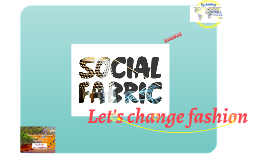 Let's change fashion