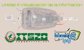 Unidad 4 Visualización de la Información