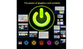 short version: The power of graphics and symbols