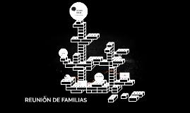 REUNIÓN DE FAMILIAS