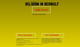 Religion WulfStudies