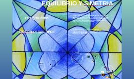 EQUILIBRIO Y SIMETRIAS