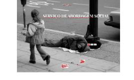 Serviço de Abordagem Social