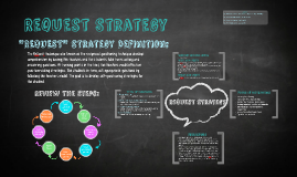 Copy of Request Strategy