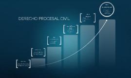 Copy of DERECHO PROCESAL CIVIL