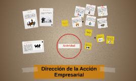 Dirección de la Acción Empresarial