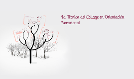 Copy of La Técnica del Collage en Orientación Vocacional