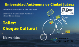 CHOQUE CULTURAL INVIERNO 2012
