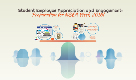 Student Employee Appreciation and Engagement: Prep for NSEA