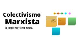 Colectivismo