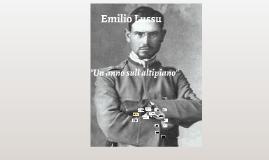 Emilio Lussu: