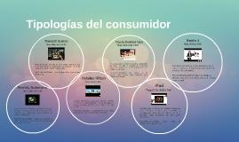 Tipologías del consumidor