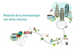 Relación de la antropología
