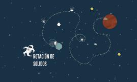 ROTACIÓN DE SOLIDOS