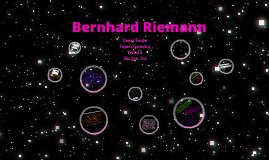 Copy of Bernhard Riemann