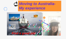 Moving to Australia-My experience