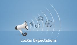 Locker Expectations