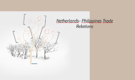 Netherlands- Philippines Trade