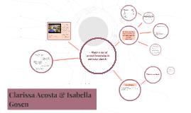 SLUT - Clarissa Acosta & Isabella Gosen