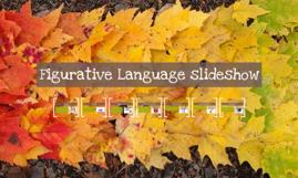 Copy of Figurative Language slideshow