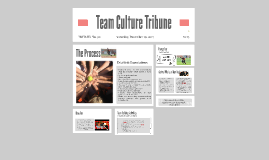 Team Culture Tribune