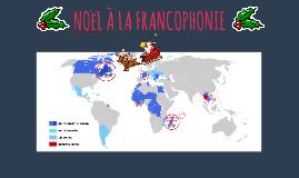 Noël à la Francophonie