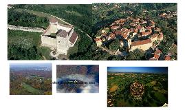 château fort du moyen age