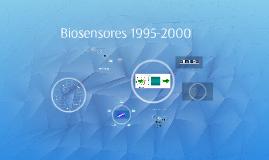 Biosensores 1995-2000