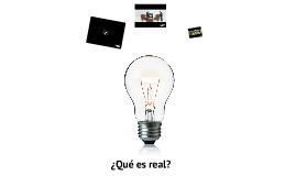 Apariencia y Realidad: ¿Qué es real?