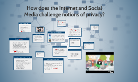 How do the Internet and Social Media challenge notions of