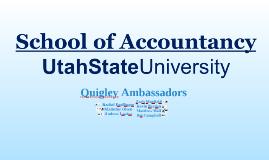 USU Accounting Prezi Spring 2014