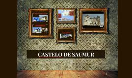 CASTELO DE SAUMUR 7º ANO B