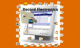 Implementación del Sistéma de Records Médico Electrónico