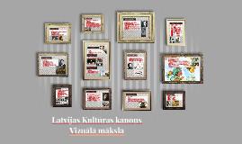 Latvijas Kultūras kanons