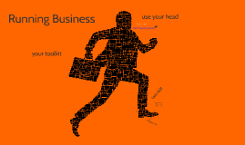 Copy of Free prezi template: Running Business by Prezzip