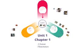 Unit 1, CH 1